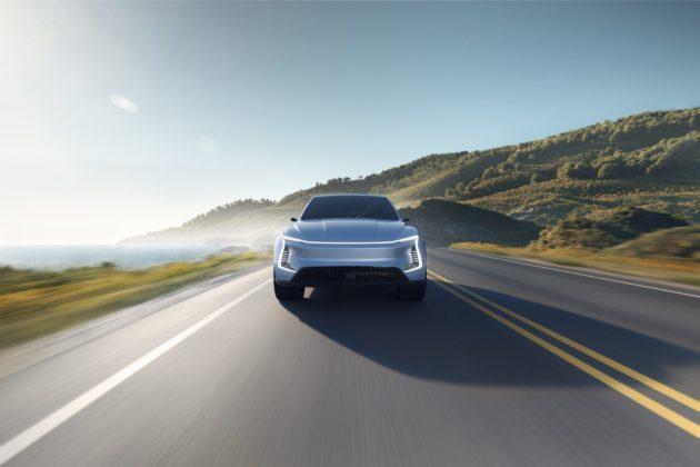 veículos elétricos, SF Motors, SF5, SF7, SUV