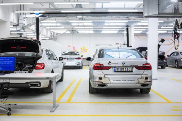 condução autónoma, conectividade automóvel, BMW