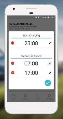 smart charging, carregamento inteligente