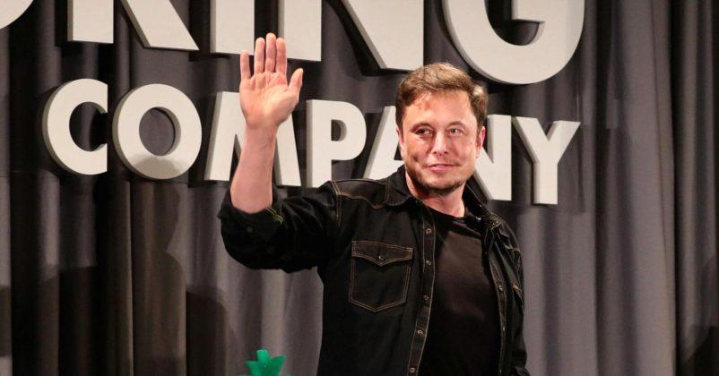 Tesla, Boring Company, Model X