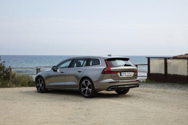 PHEV, Volvo