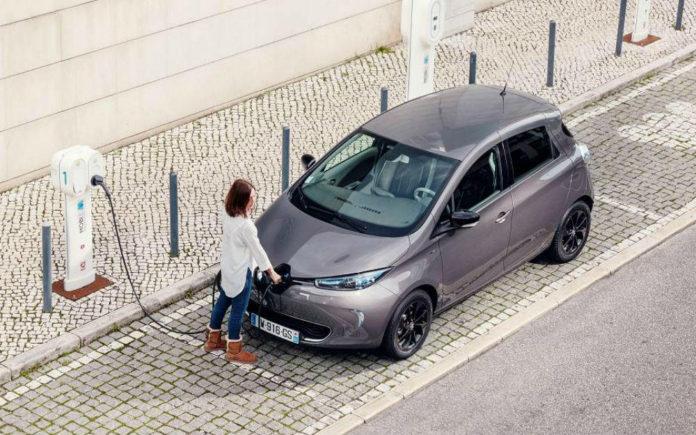veículos elétricos taxa RTP