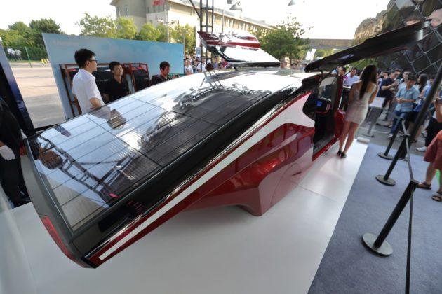 carro solar