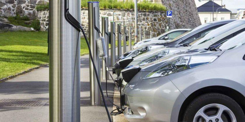 evolução veículos elétricos